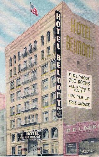 Hotel Belmont — 251 S Hill