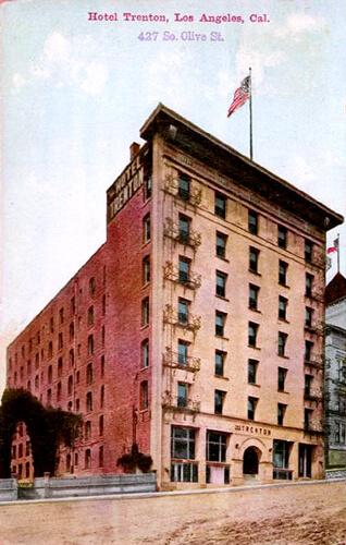 Hotel Trenton, 427 South Olive Street